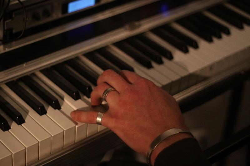 Andreas Fuhrmann - Keyboard